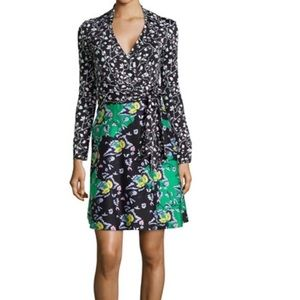 DVF Amelianna Wrap Dress